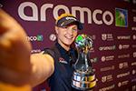 TaylorMade Golf – Charley Hull se hace con el título individual del Aramco en Nueva York con el driver SIM2