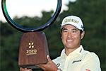 Srixon – El arsenal de Hideki Matsuyama para cerrar con eagle y ganar el ZOZO Championship 2021